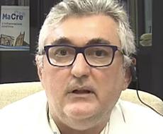 Il professor Giuseppe De Donno, primario a Mantova