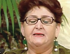 Le lacrime di Teresa Bellanova