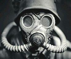 Maschera antigas Wehrmacht