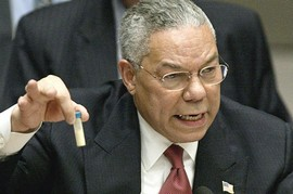 Colin Powell all'Onu