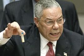Colin Powell all'Onu