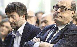 Franceschini e Zingaretti