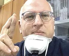 Il professor Paolo Ascierto