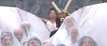 La cerimonia del Gottardo