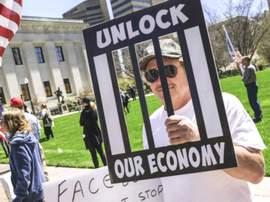 Usa, proteste contro il lockdown