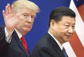 Trump e Xi