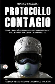 Protocollo Contagio, il libro di Fracassi