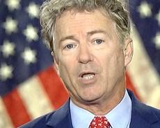 Il senatore Rand Paul