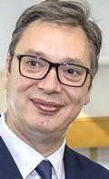 Il serbo Aleksandar Vucic