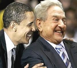 Obama e Soros