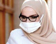 Mascherina-burka