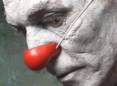 Clown actor