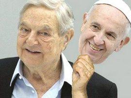 Soros e Bergoglio
