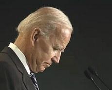 Il candidato democratico Biden