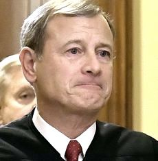 John Roberts, presidente della corte suprema statunitense