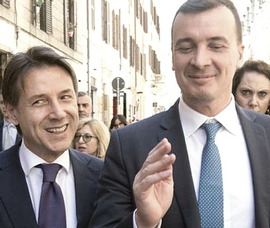 Conte e Casalino