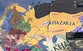 Il Khaganato di Khazaria, o Impero Kazaro