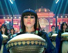 Pharaohs' Golden Parade