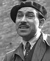 Walter Audisio, il Colonnello Valerio