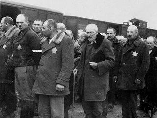 Ebrei deportati dai nazisti