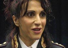 La dottoressa Schilirò, commissario di polizia
