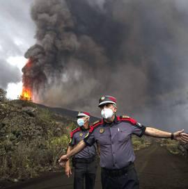 Canarie emergenza vulcanica